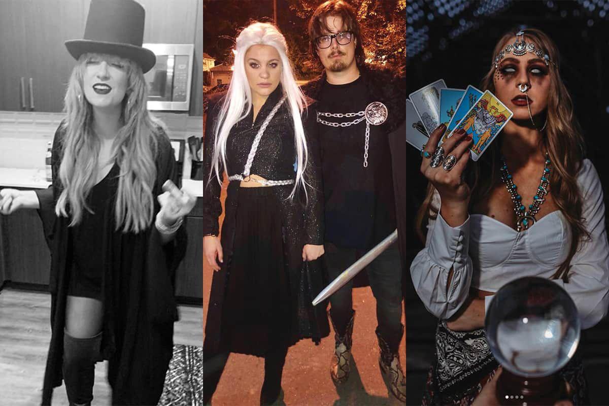 western celebrity halloween costumes