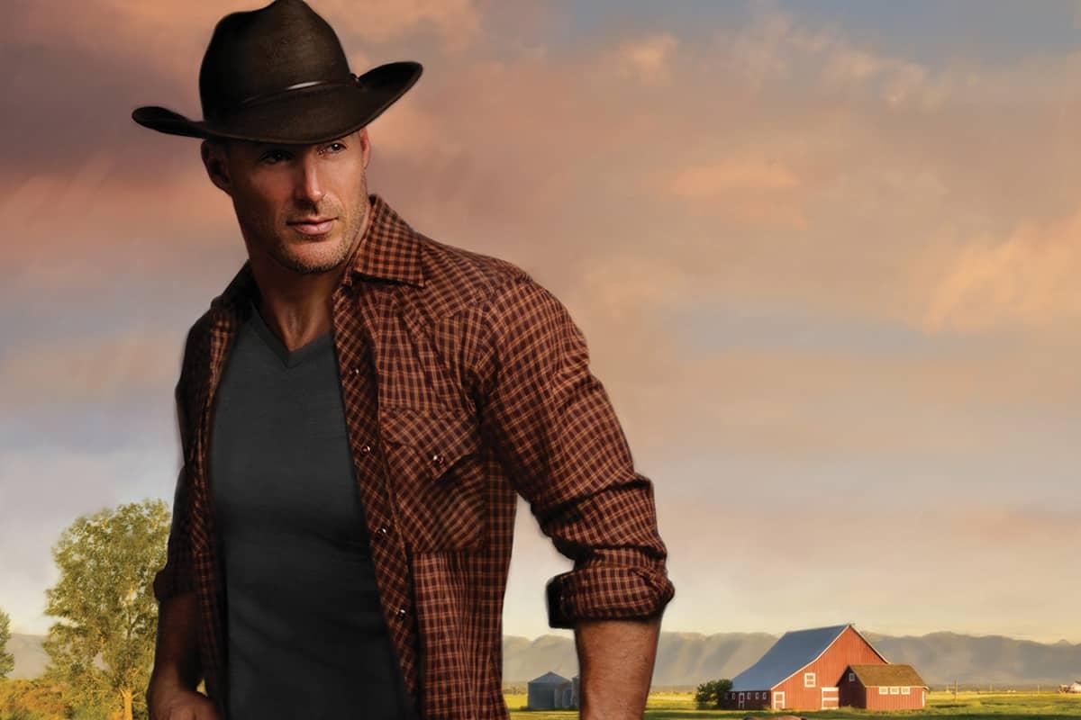 restless rancher avon book cover art cowgirl magazine