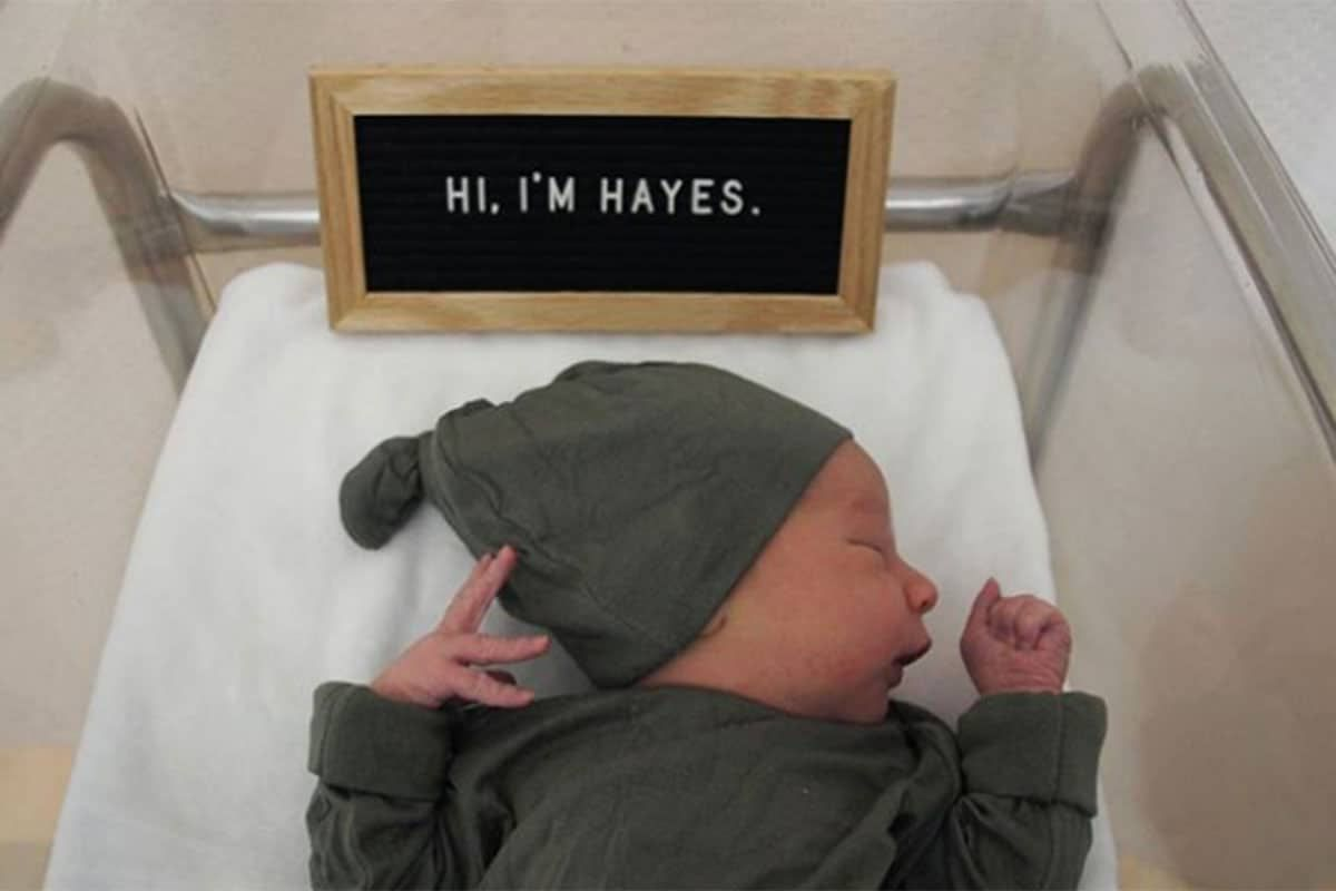 kate harrison baby hayes cowgirl magazine