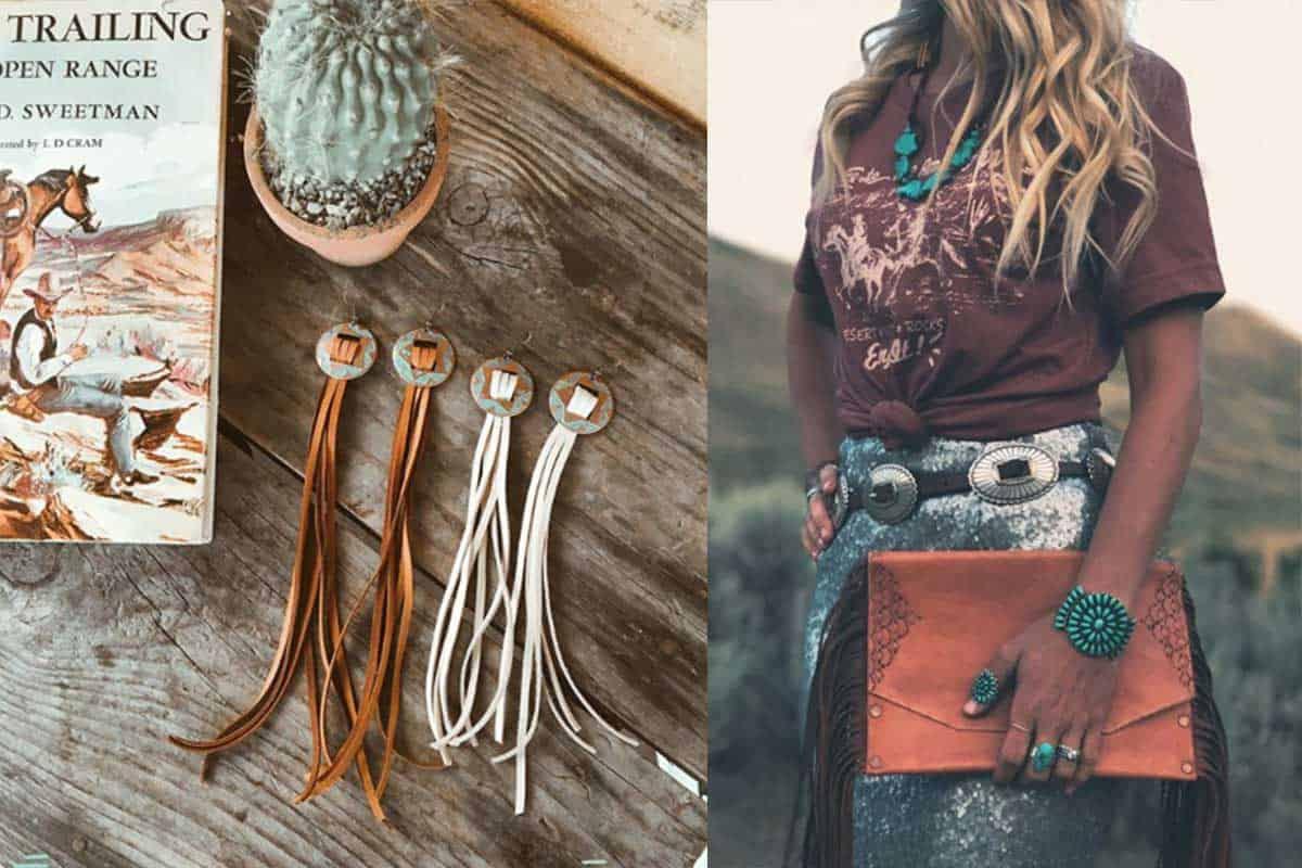 I bar leatherworks cowgirl magazine