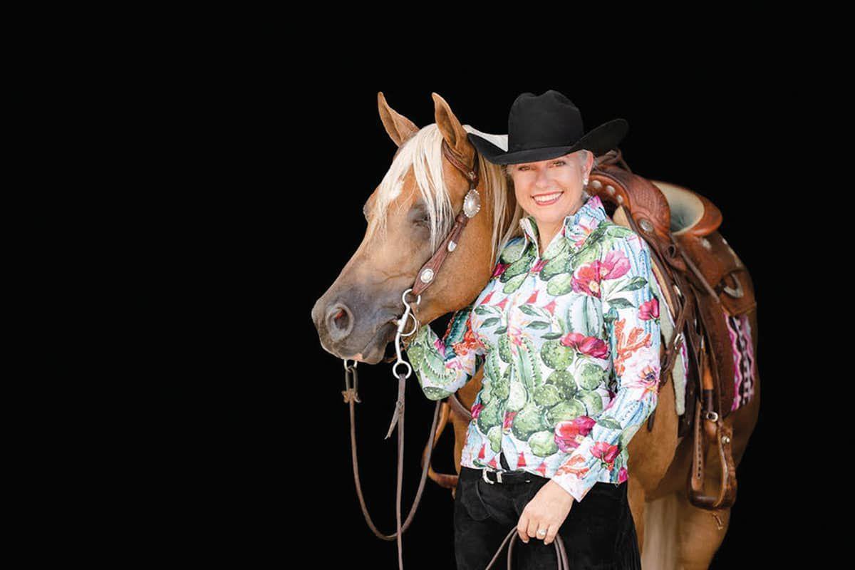 kristin titov cowgirl magazine