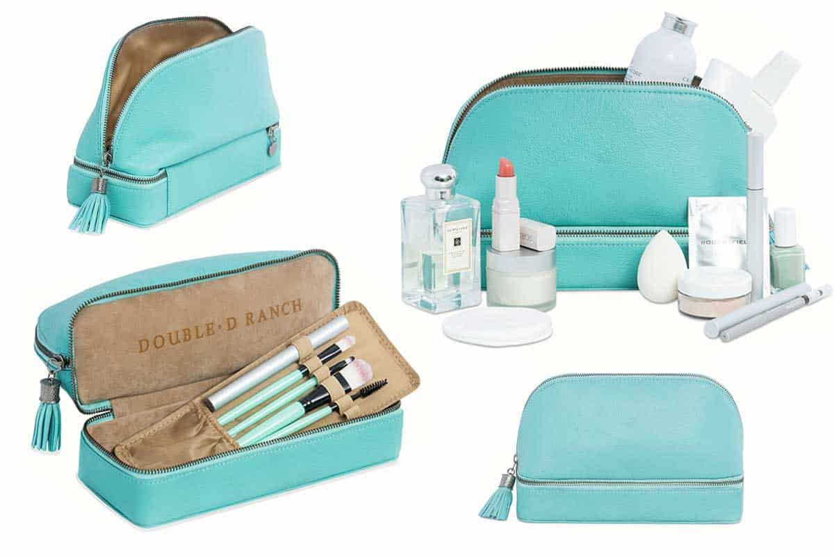 double d ranch marfa makeup organizer cowgirl magazine