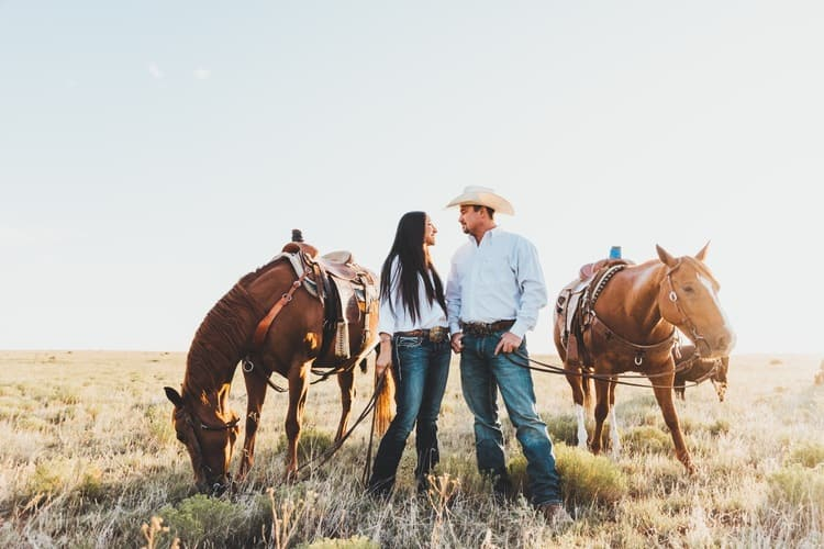 ranch engagement