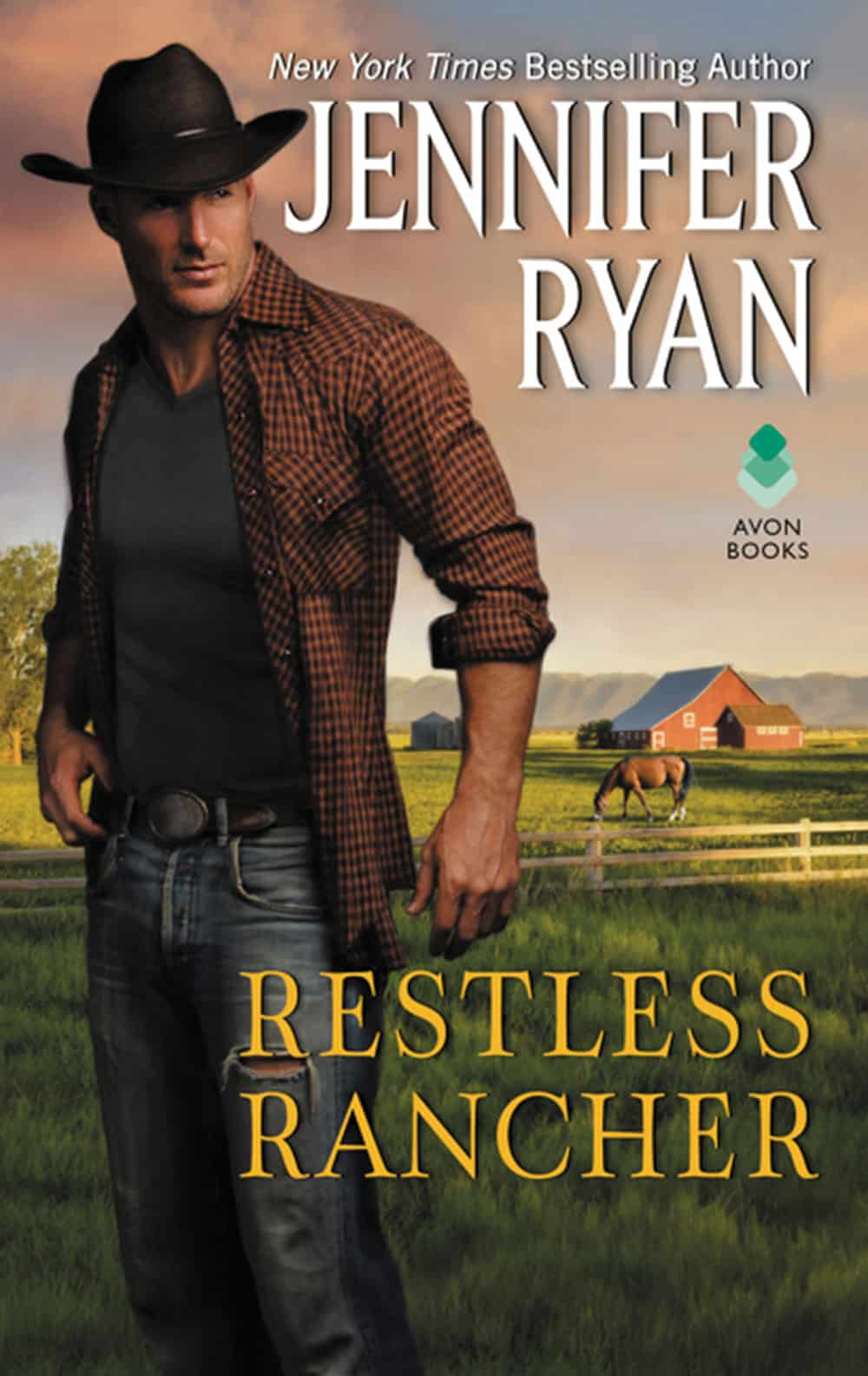 jennifer ryan restless rancher cowboy author cowgirl magazine