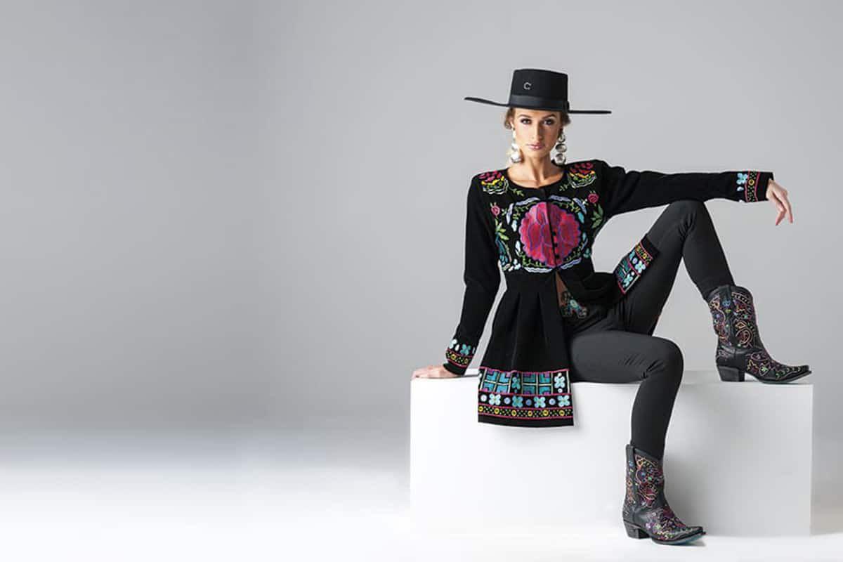 statement piece nfr fashion cowgirl magazine