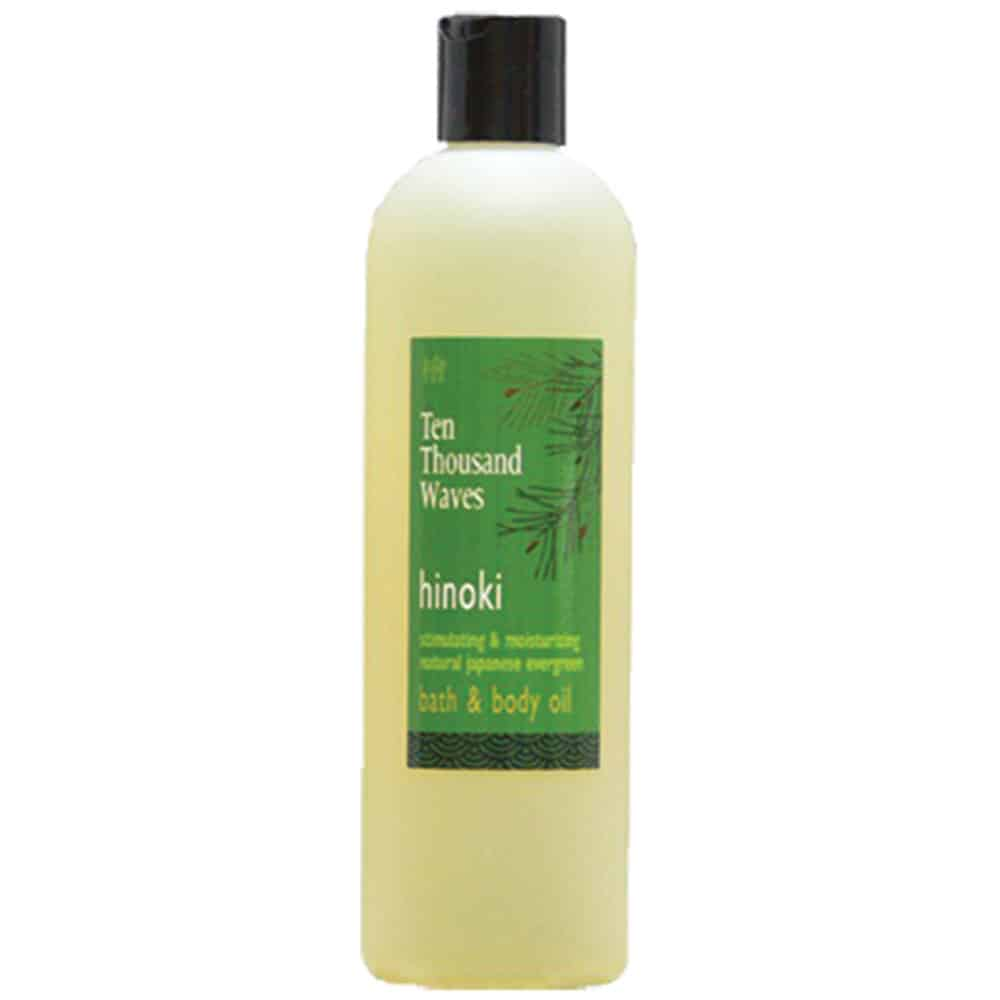 bath and body oil