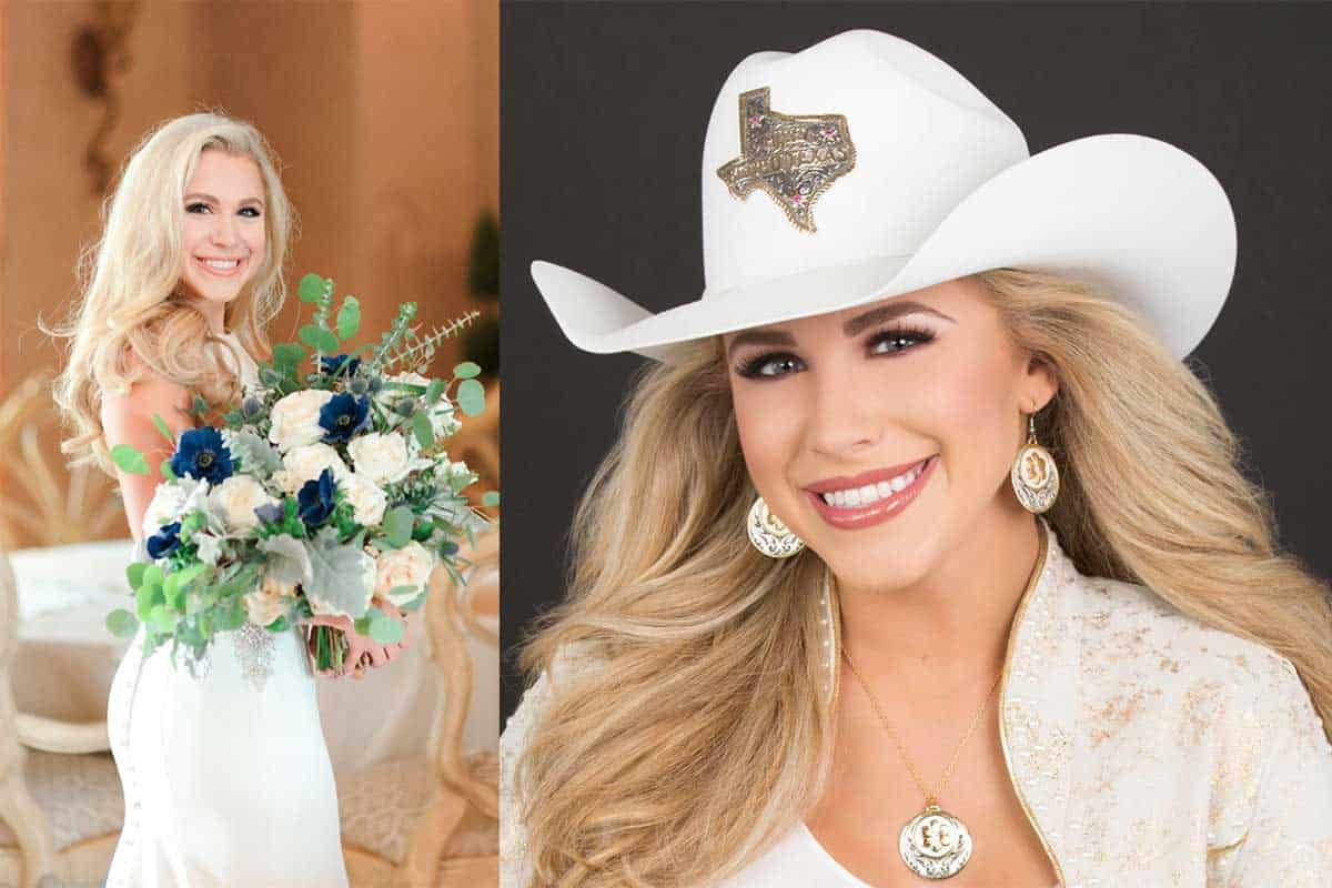 tianti Carter tianti askey miss rodeo texas Jeff askey cowgirl magazine