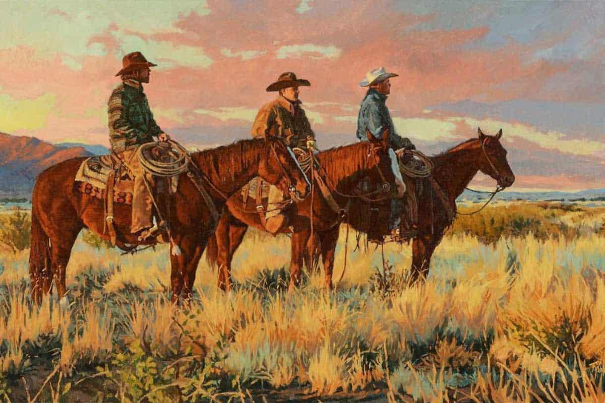 Tyler crow art cowgirl magazine