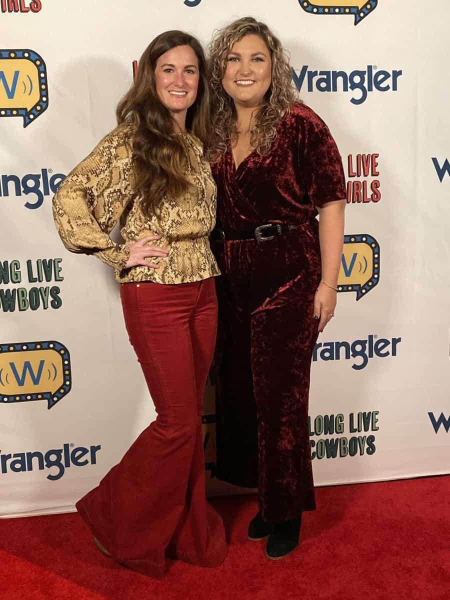 wrangler party with abandon style cowgirl magazine