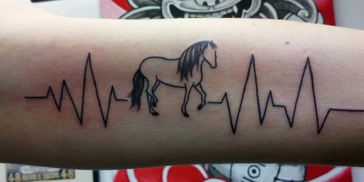 Stunning Tattoos For Horse Lovers Cowgirl Magazine