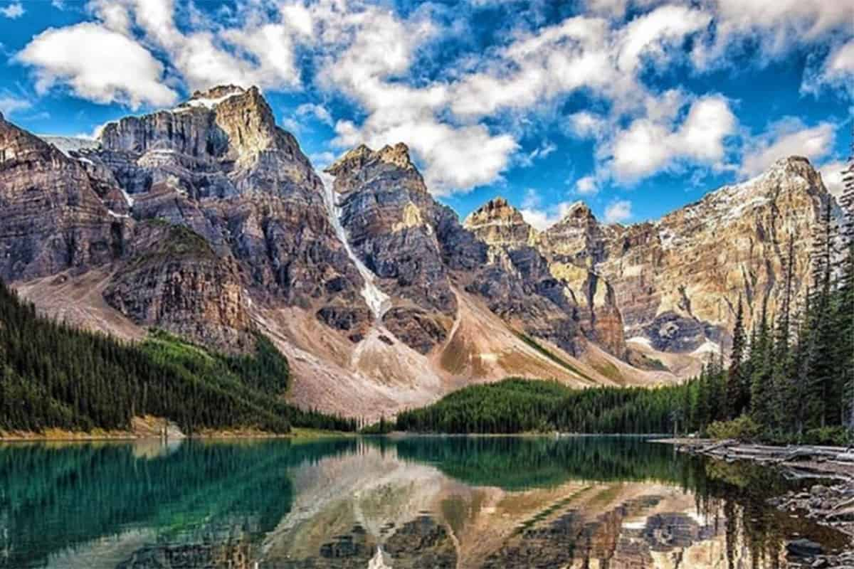 banff national park vacation destination cowgirl magazine