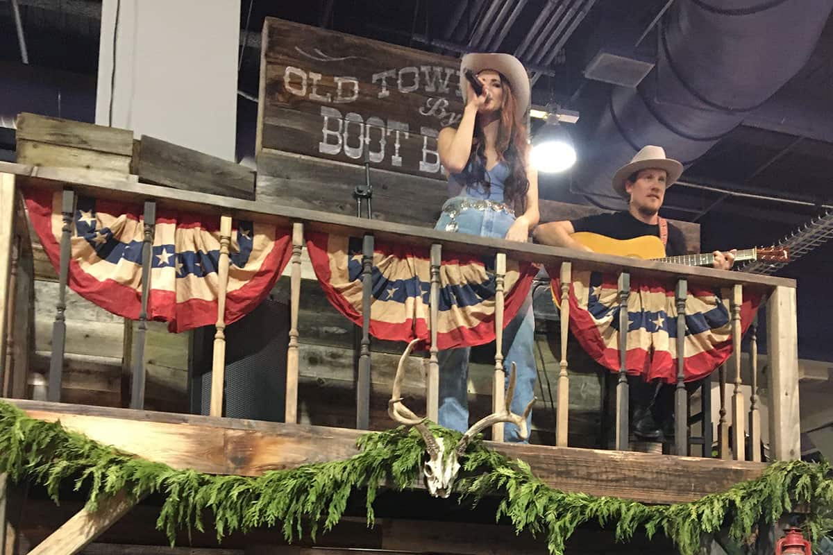 jenna paulette boot barn performance cowgirl magazine
