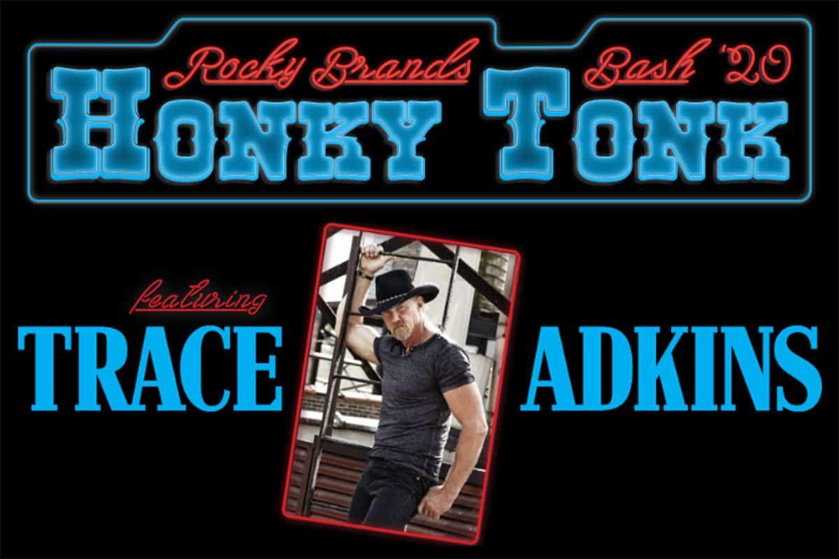 rocky brands trace adkins cowgirl magazine
