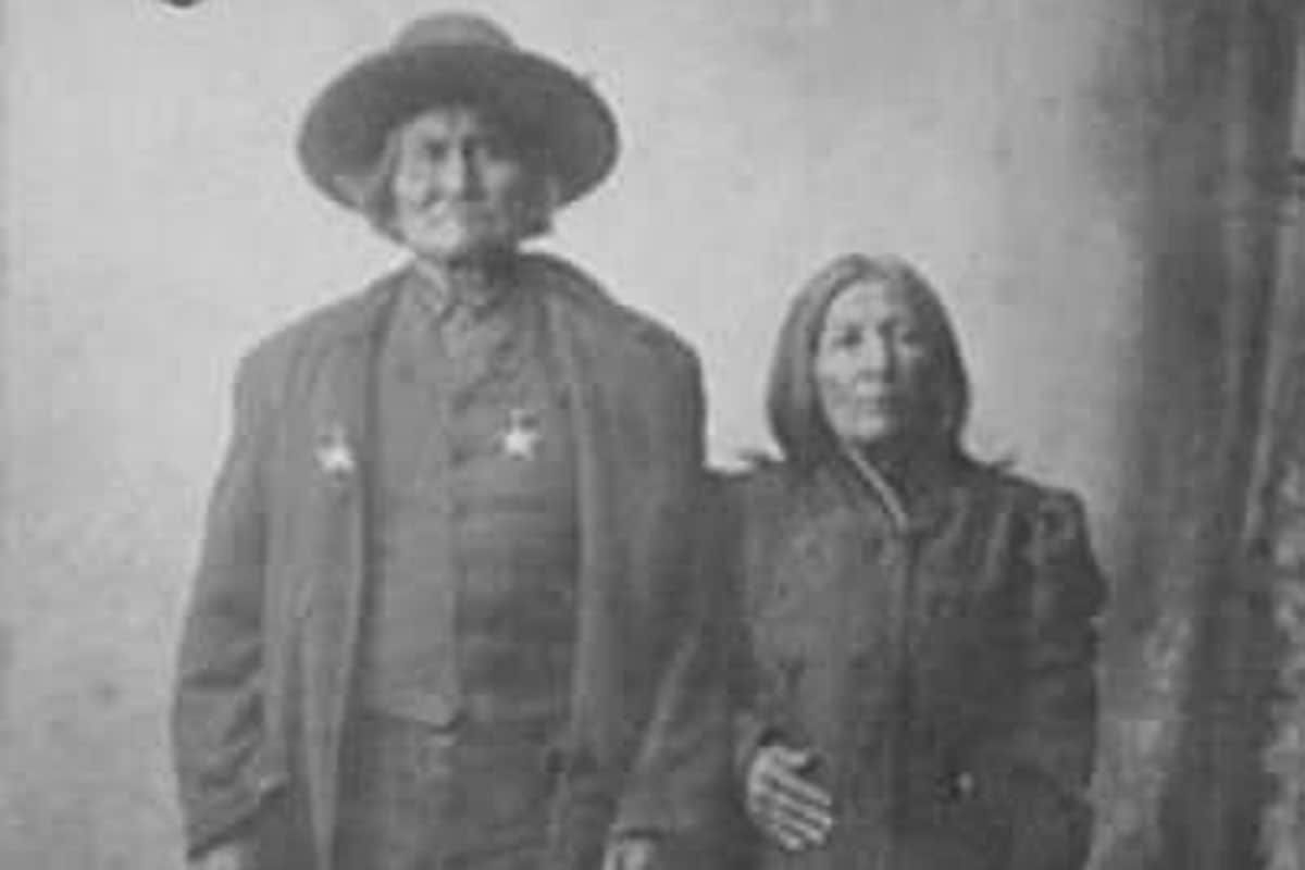 Geronimo's Wives