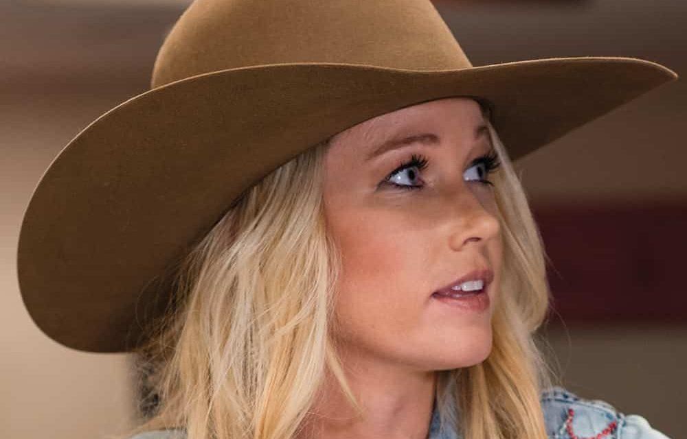 amberley snyder cowgirl magazine