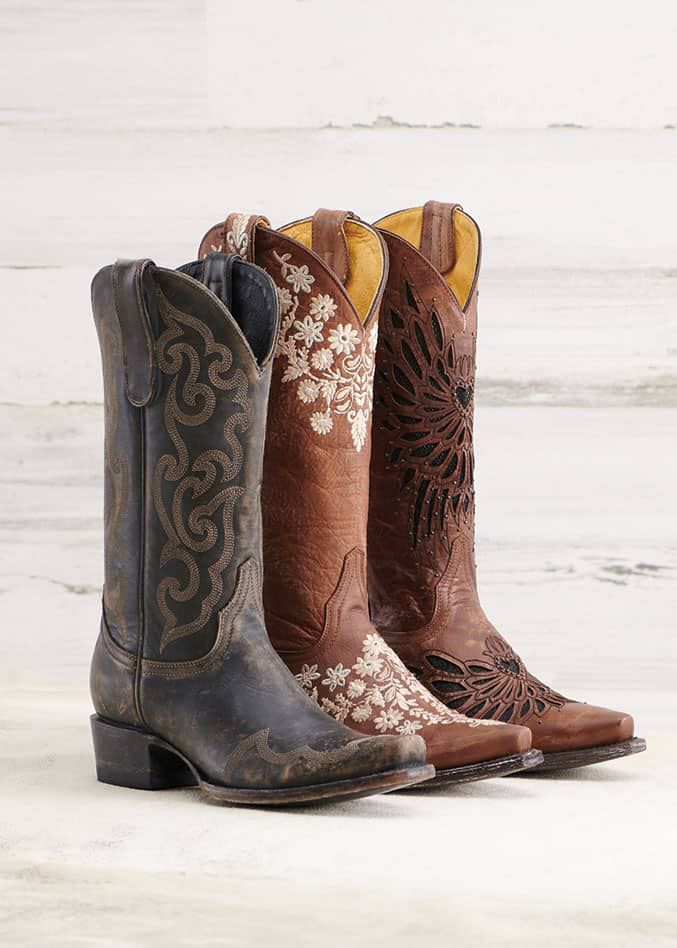 Cavender's By Old Gringo Boots Cowgirl Magazine