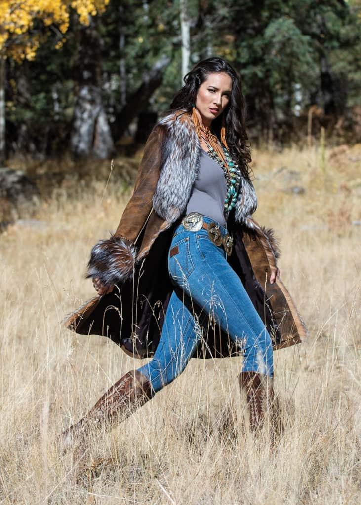 cowgirl Winter Fashion