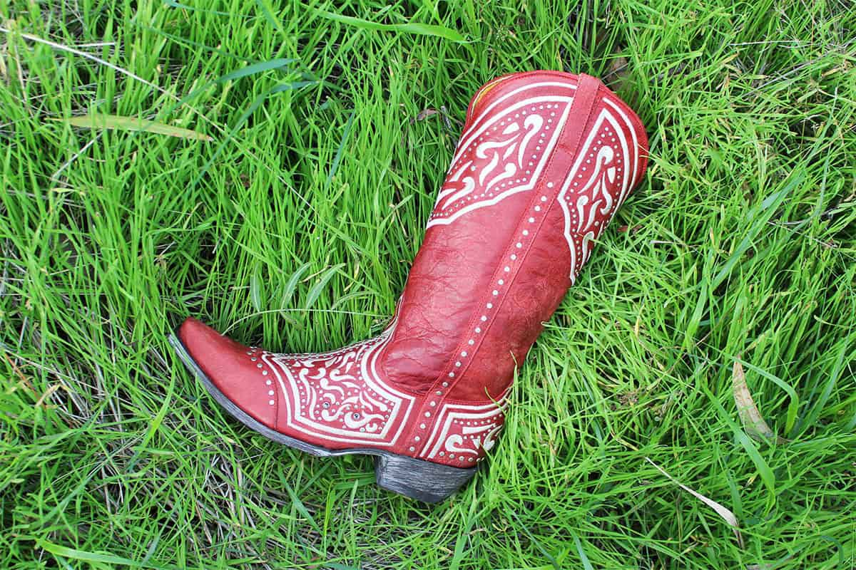 dalia old gringo boots cowgirl magazine