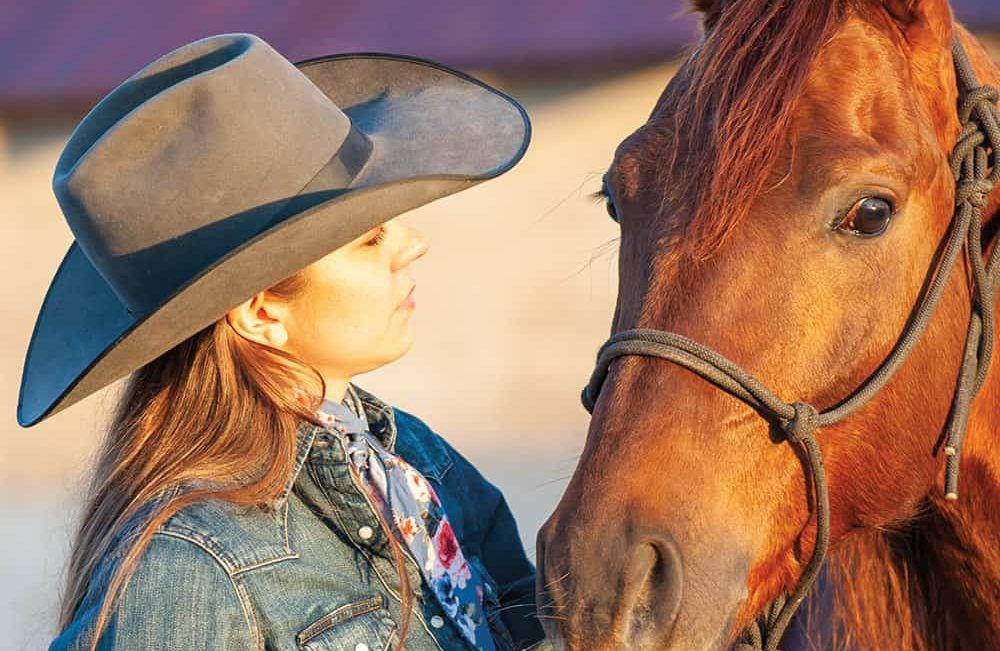 mesa pate cowgirl magazine