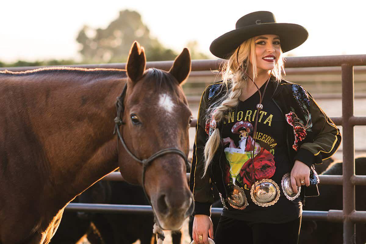 quincy freeman-eldridge cowgirl magazine