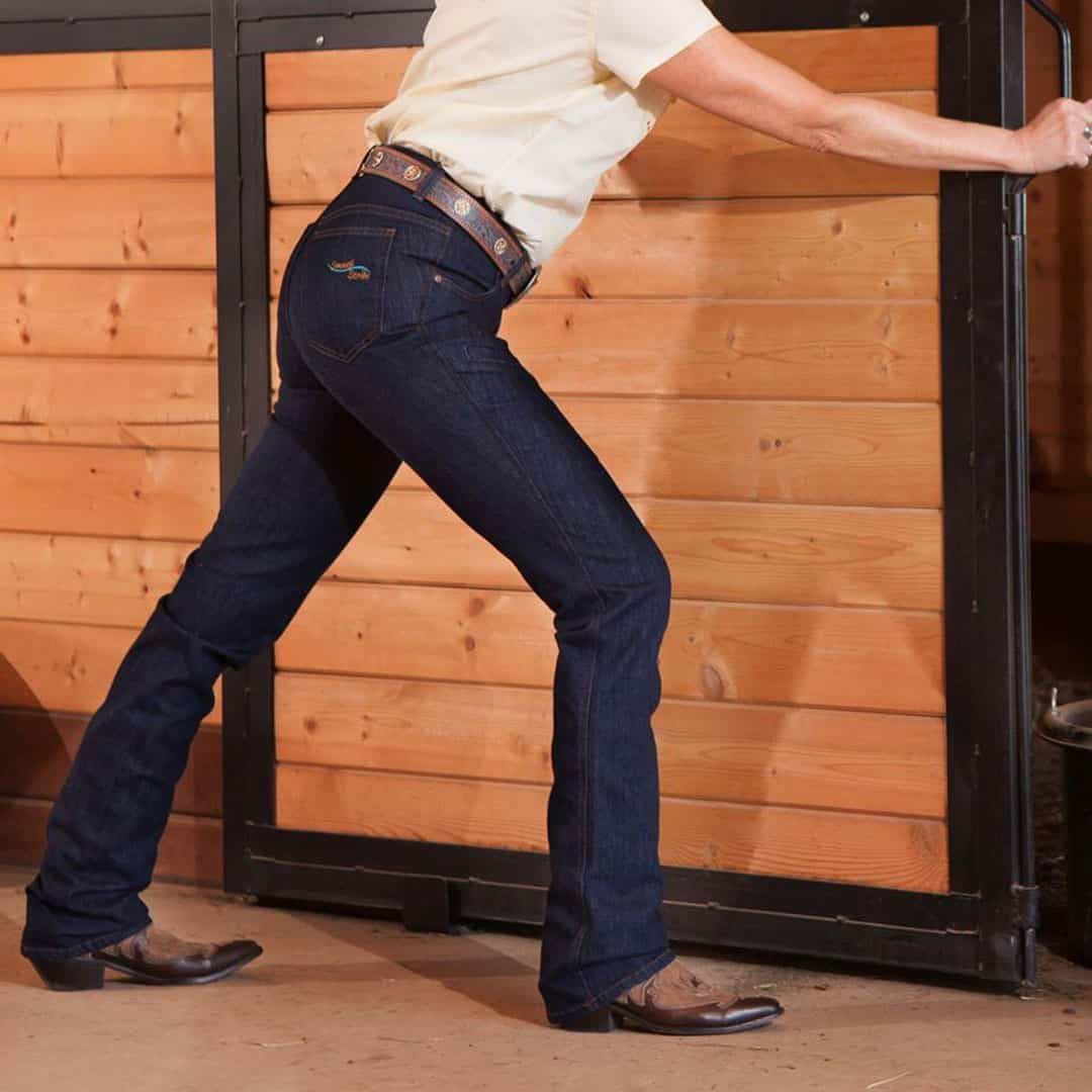 smooth stride riding jeans cowgirl magazine