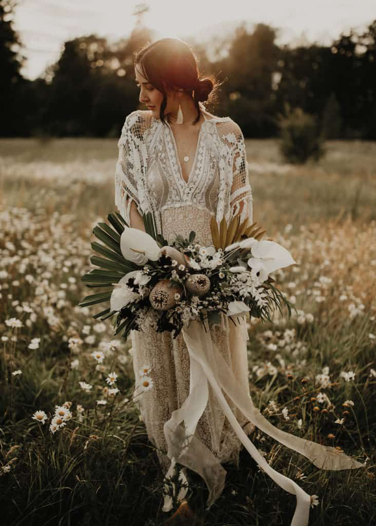 Reclamation Design Company Wedding Dress Cowgirl Magazine