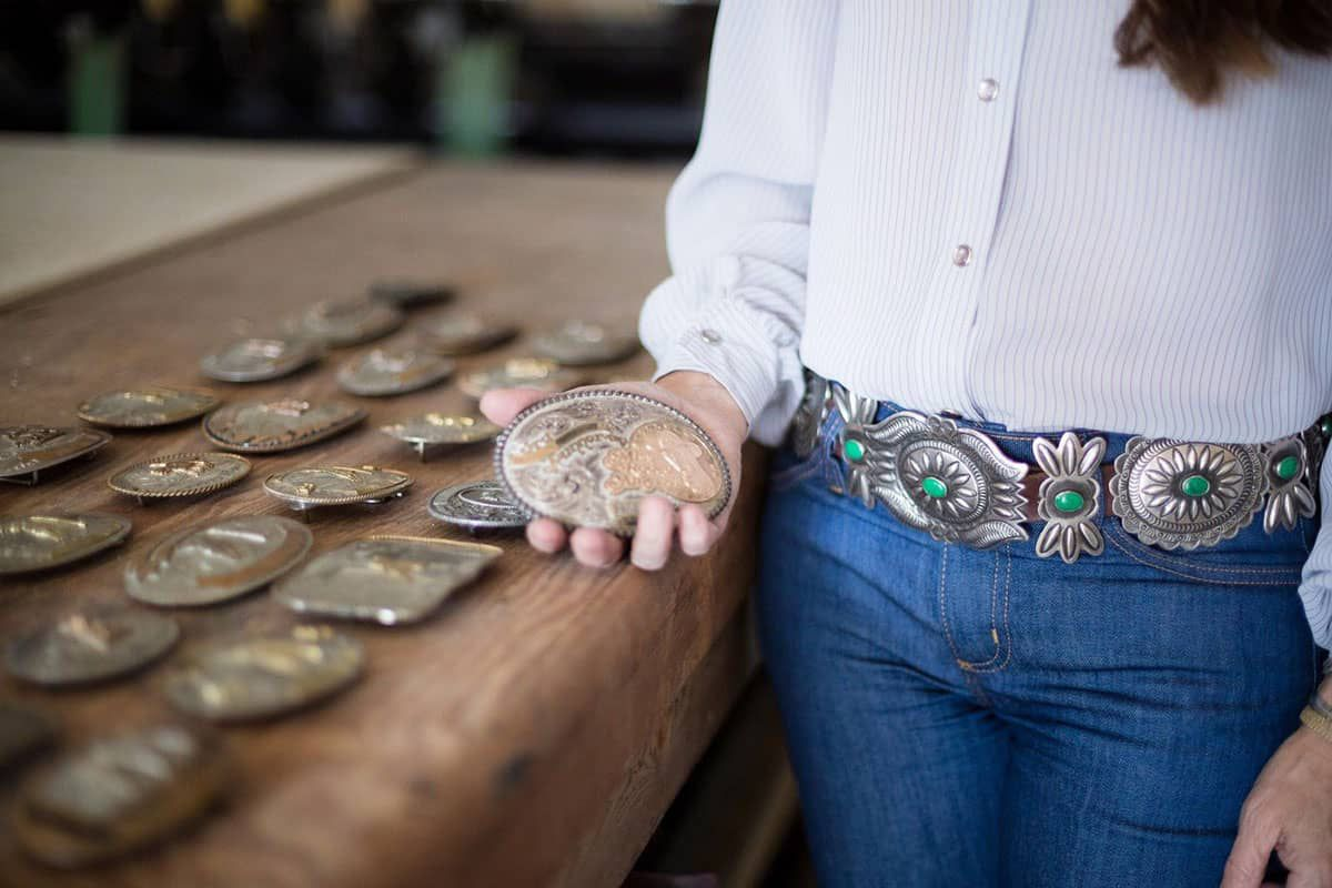 mcfarland productions trade show at art of the cowgirl cowgirl magazine