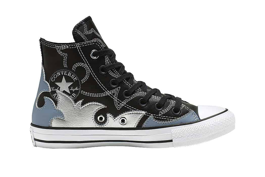 Chuck Taylor All Star Space Cowgirl Cowgirl Magazine