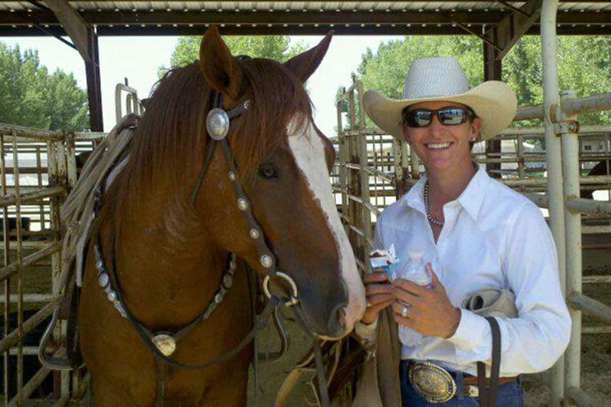 carmen buckingham clinicians art of the cowgirl cowgirl magazine