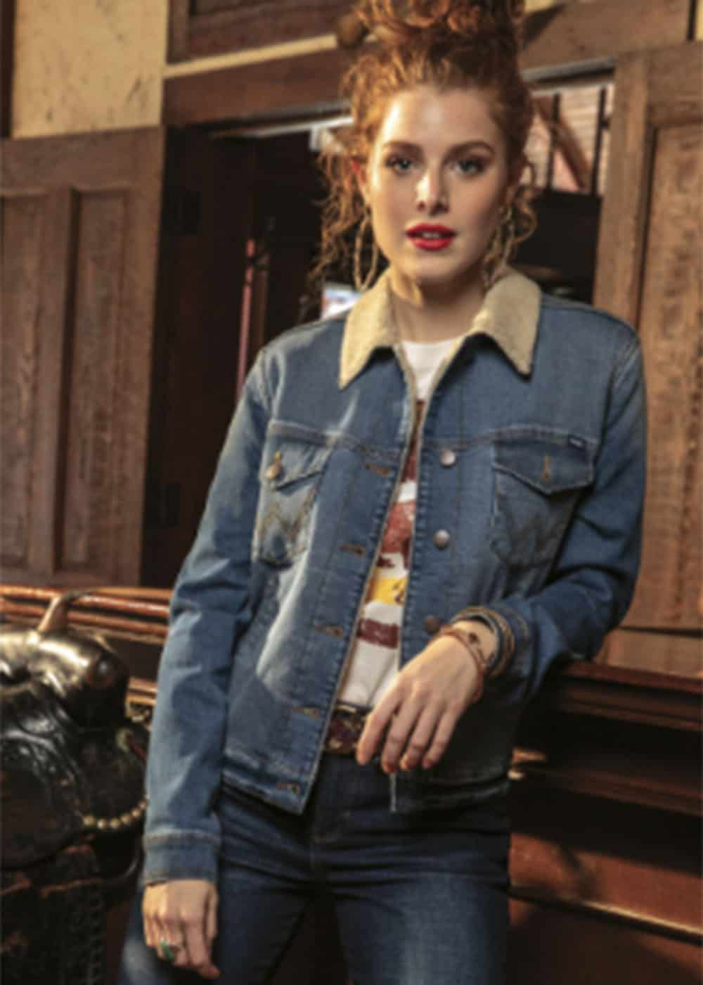 wrangler outerwear cowgirl magazine