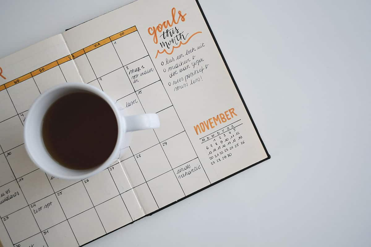 calendar resolutions and coffee cowgirl magazine