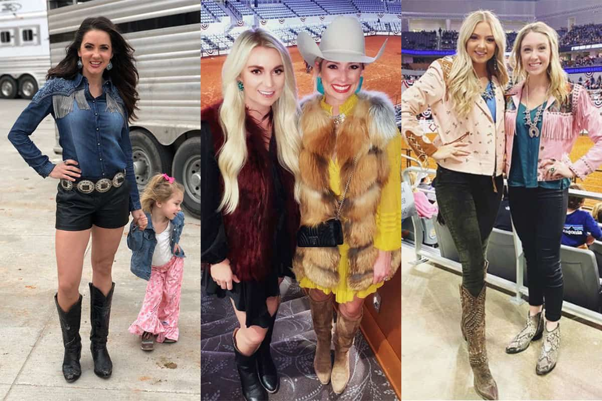 fort worth stock show and rodeo cowgirl magazine