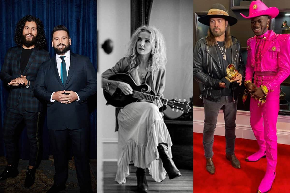 country stars grammy winners cowgirl magazine