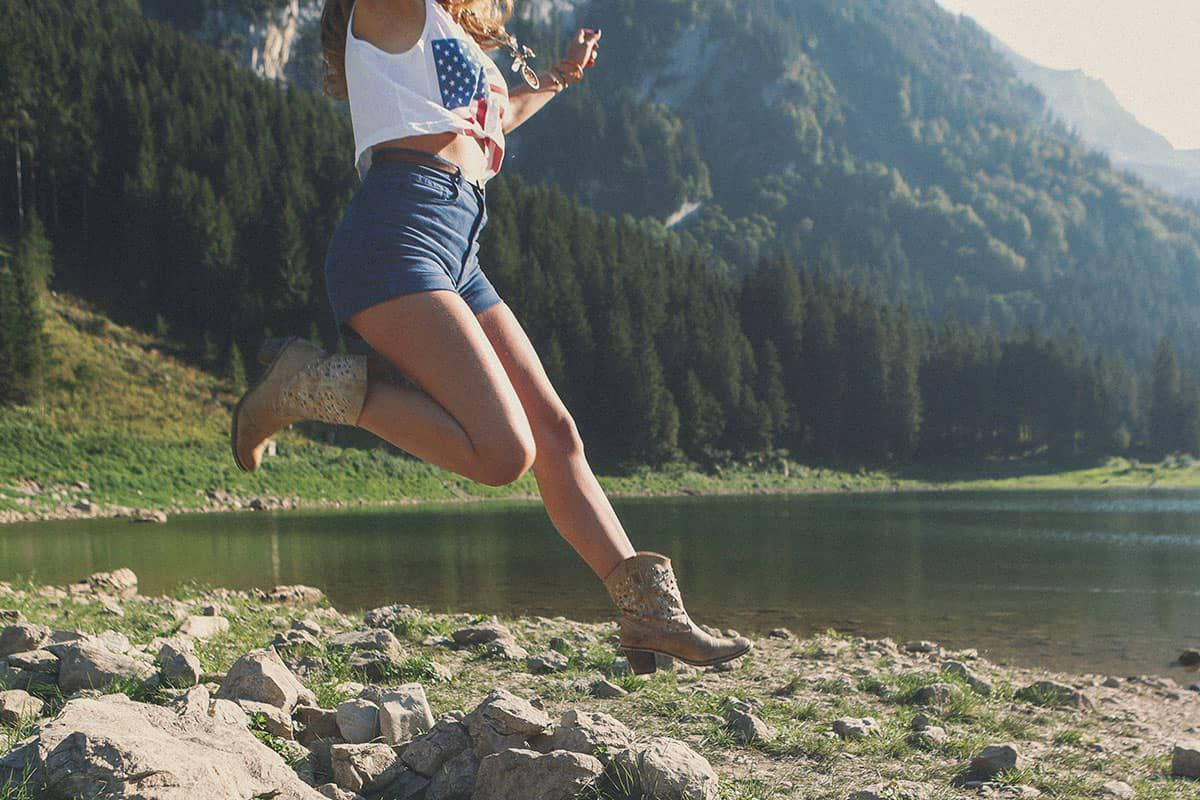 resolutions girl jumping over river cowgirl magazine
