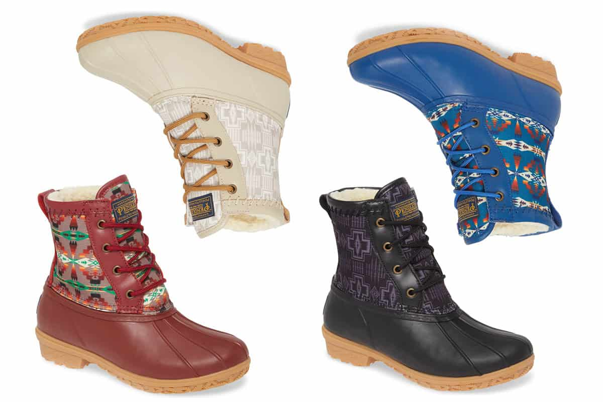 pendleton duck boots cowgirl magazine