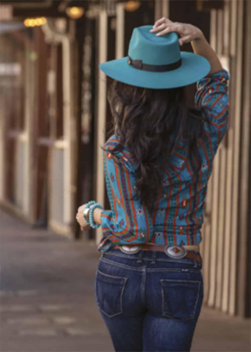 wrangler retro sadie jean cowgirl magazine