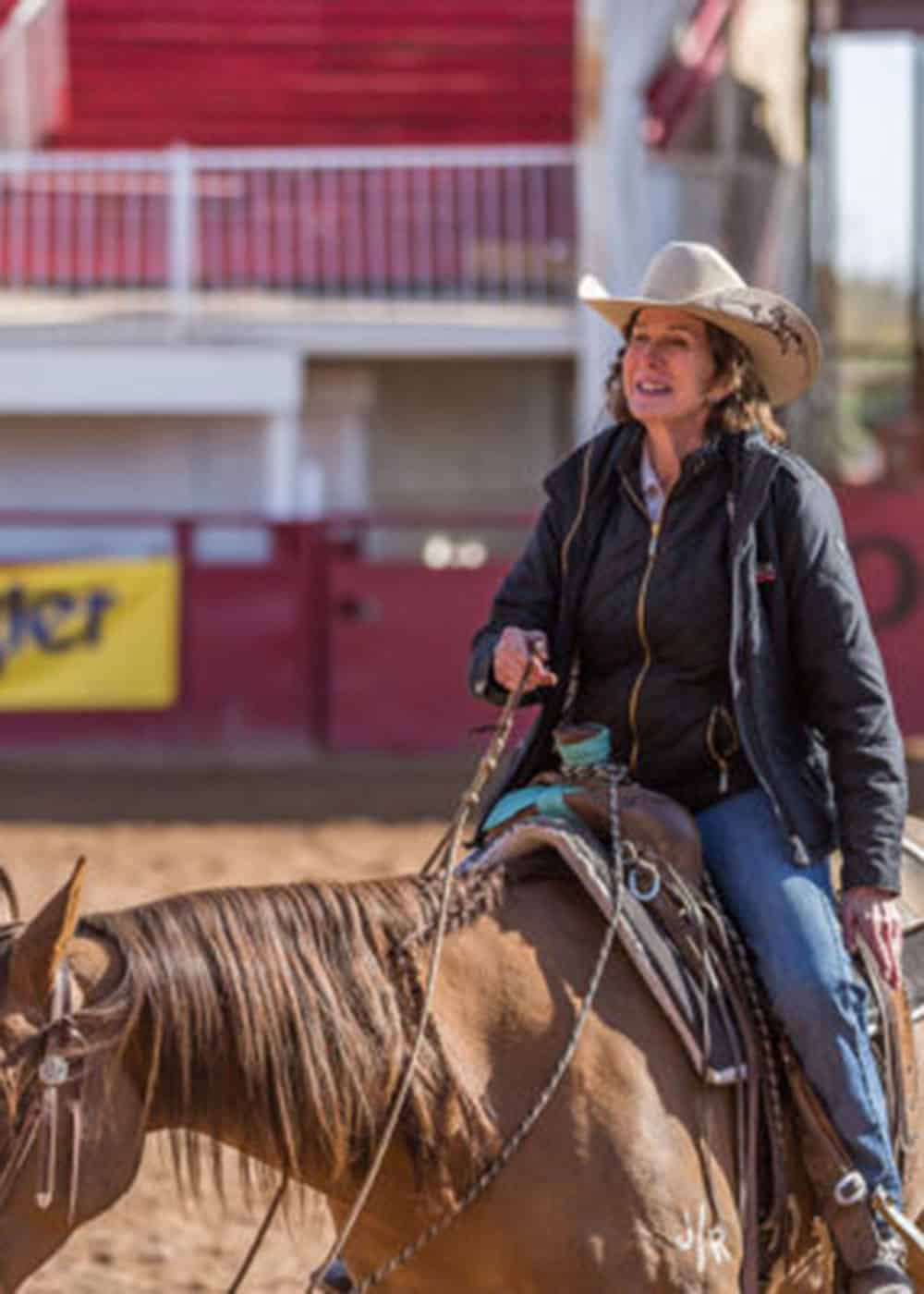sandy collier art of the cowgirl cowgirl magazine