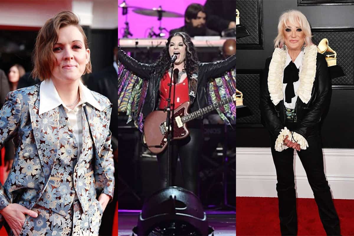 62nd annual grammy awards style round up cowgirl magazine