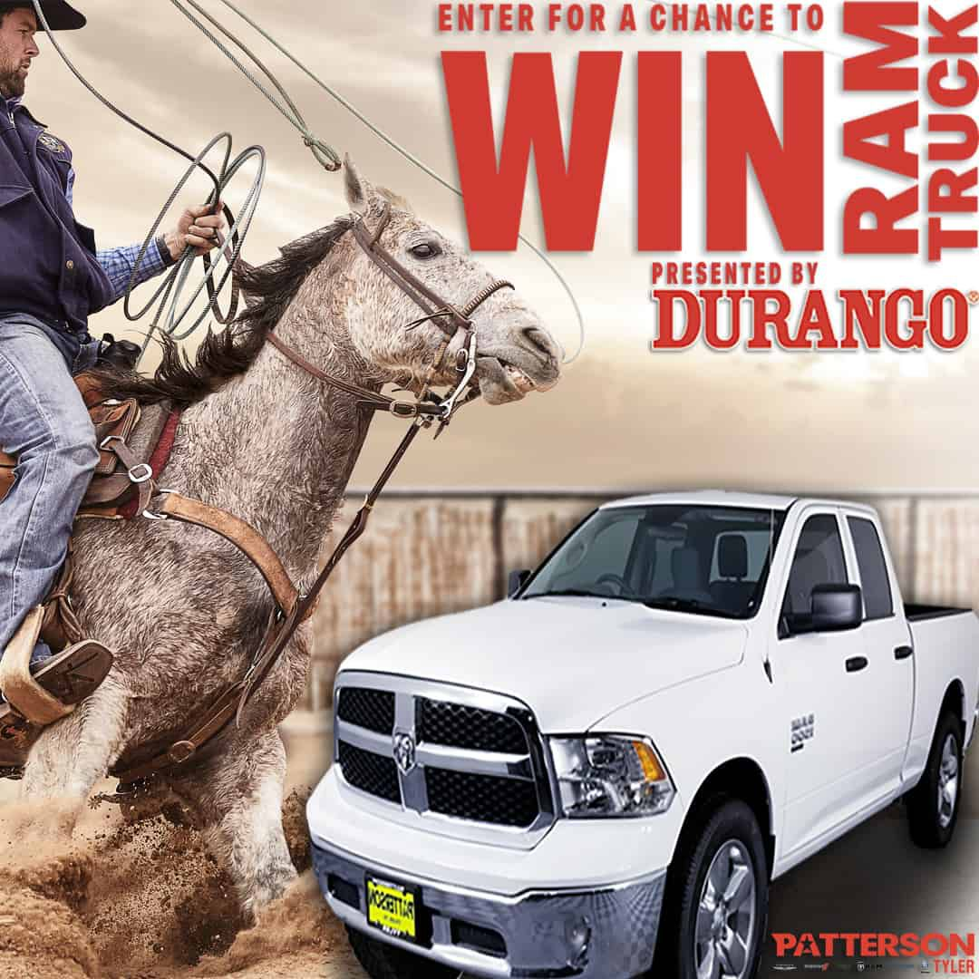 cavenders durango RAM truck cowgirl magazine