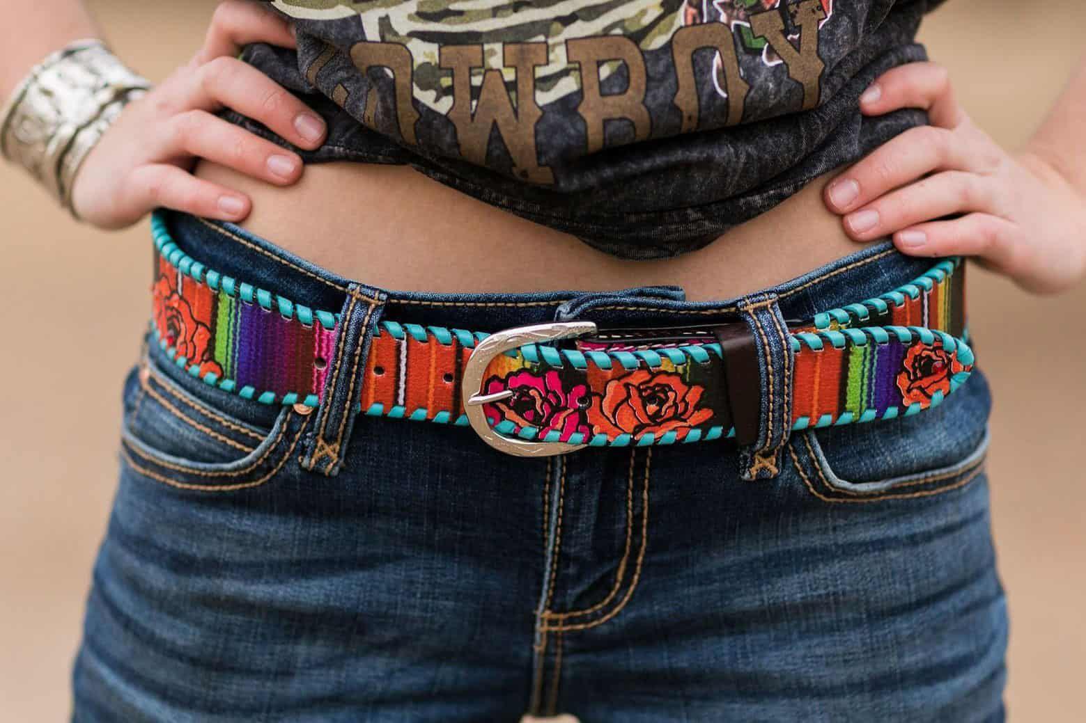 serape belt cowgirl magazine