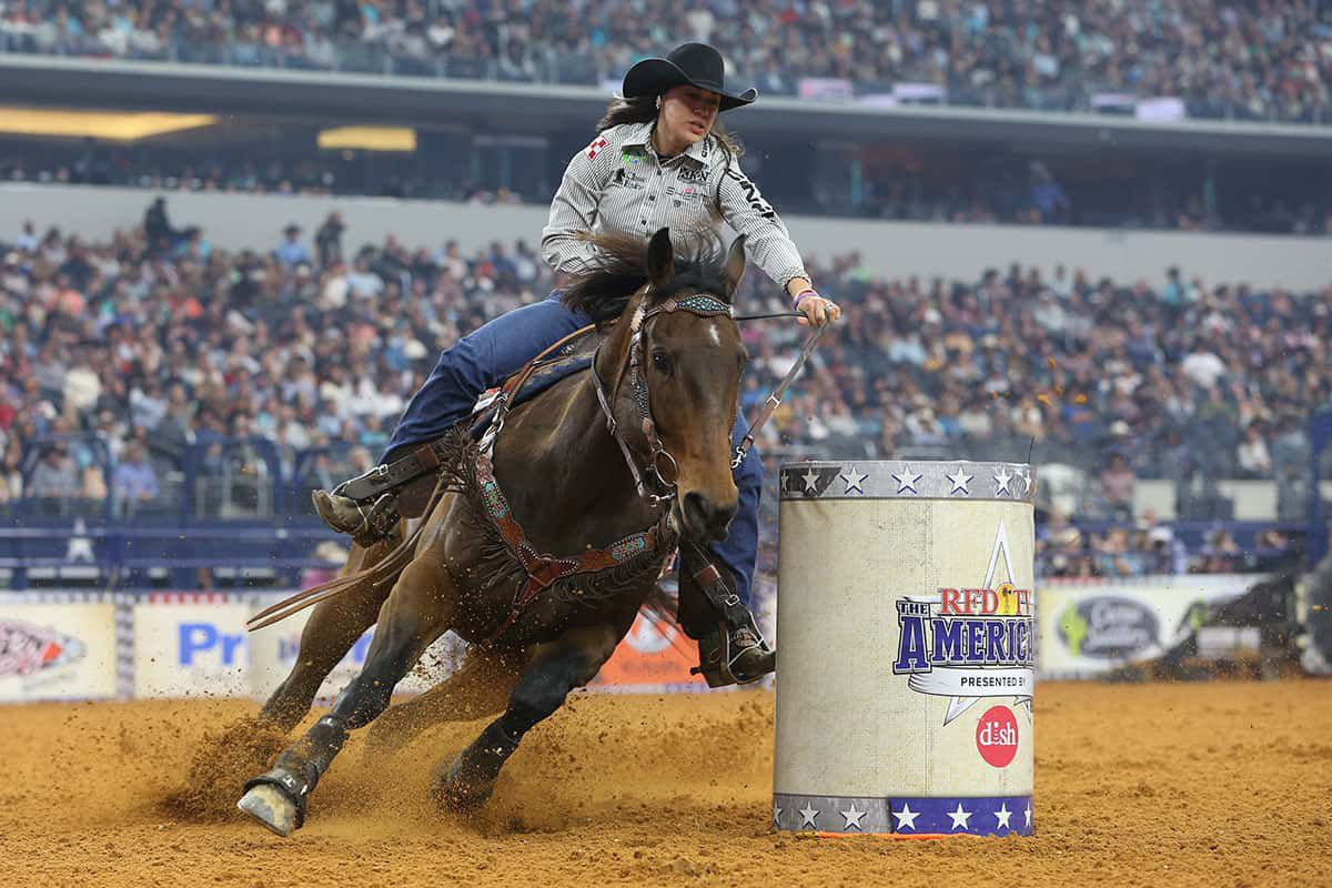 texas rodeos cowgirl magazine