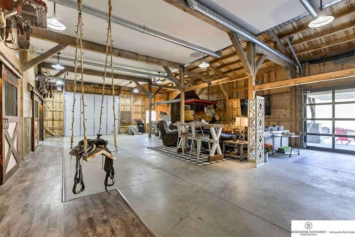 industrial barn house cowgirl magazine