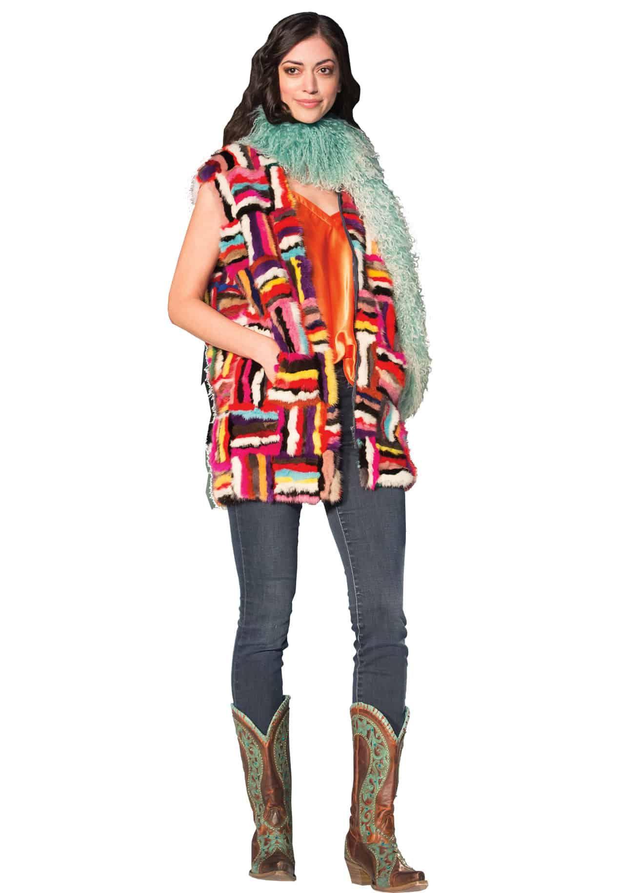 Bright Color Style Cowgirl Magazine