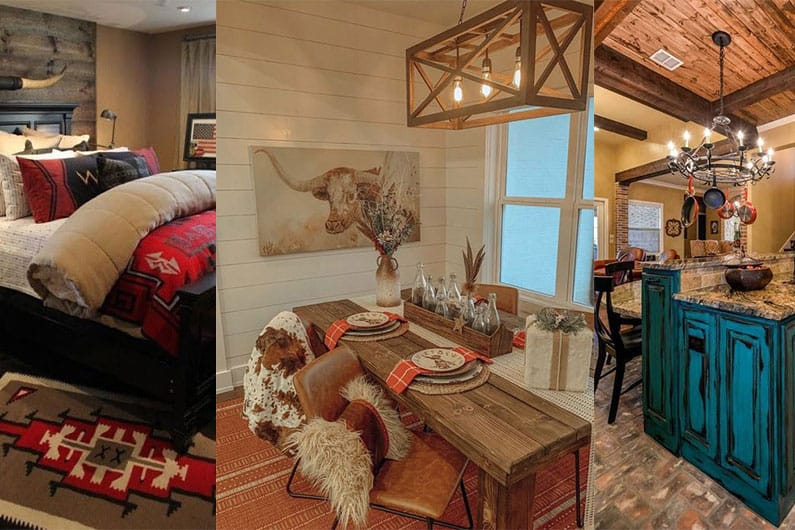 Home Decor Trends With A Western Twist