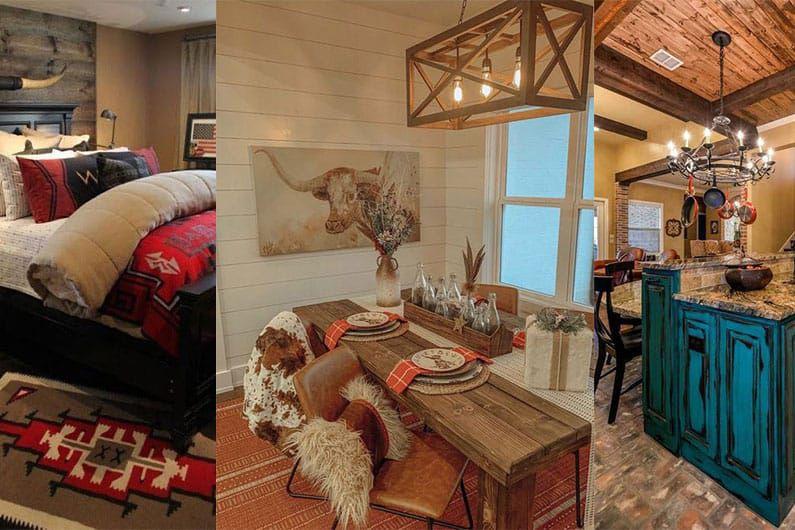 Western Home Decor Cowgirl Magazine