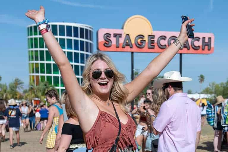 Stagecoach lineup cowgirl magazine
