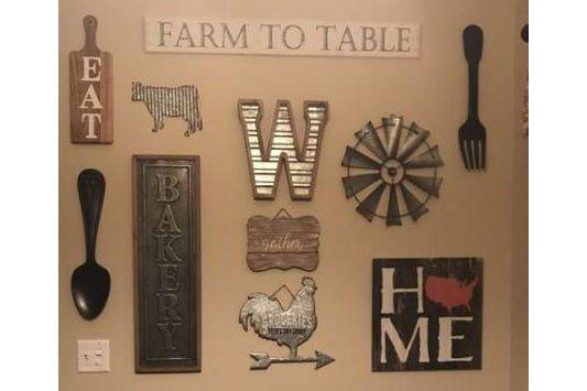 Farmhouse Gallery Cowgirl Magazine