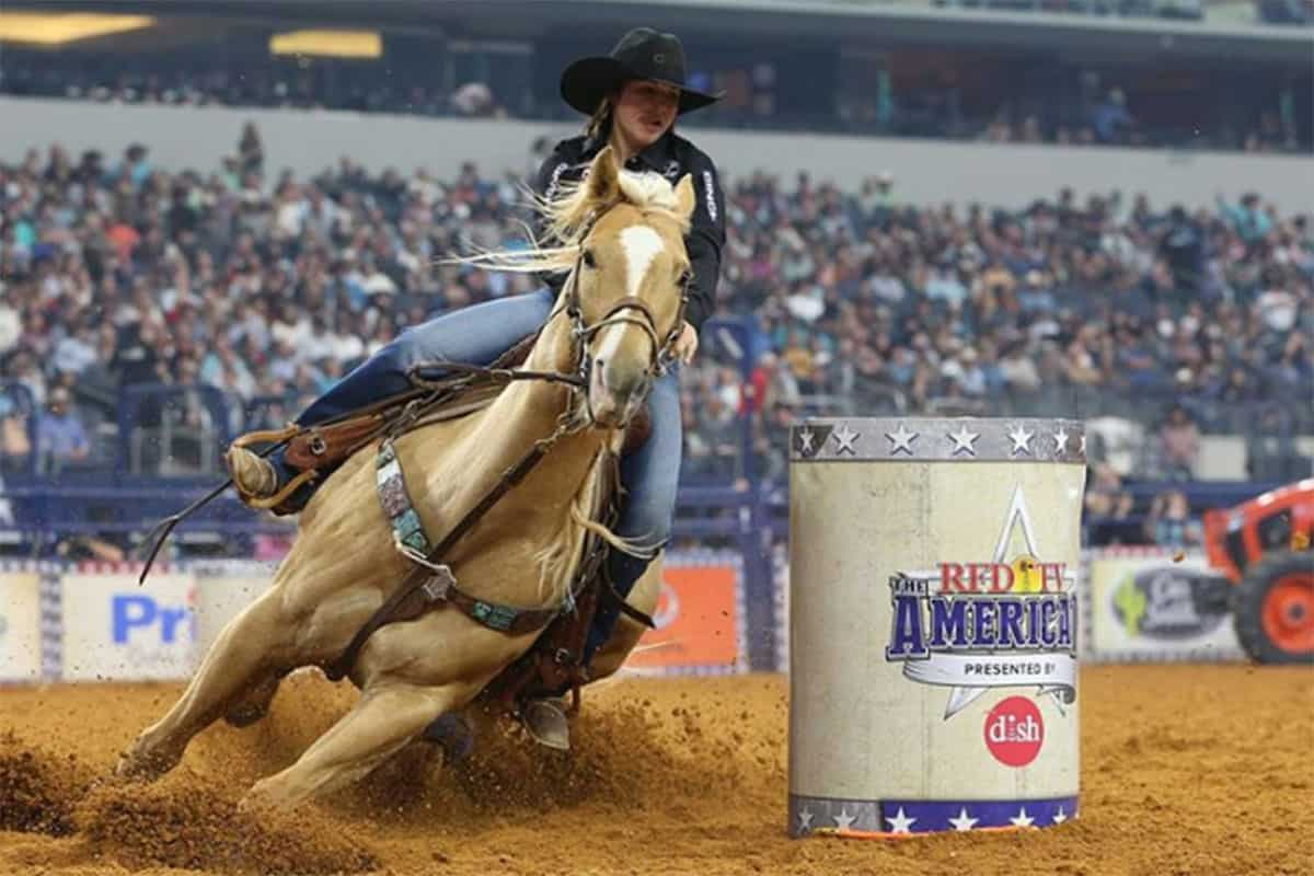 cowgirl's american rodeo ticket giveaway hailey kinsel lockwood cowgirl magazine