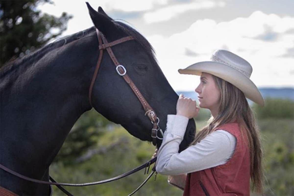 heartland is filmed cowgirl magazine