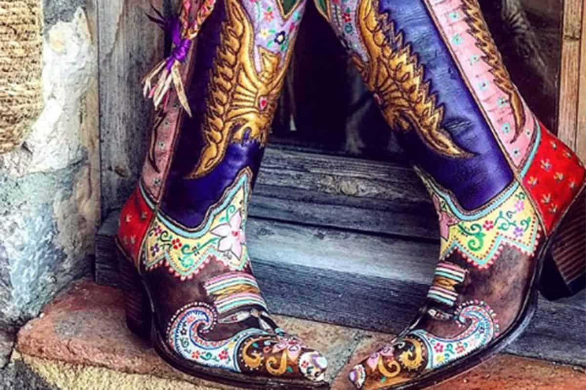 india wakanda boots cowgirl magazine